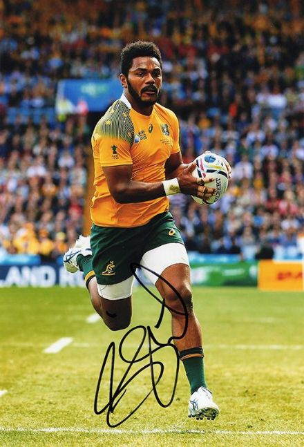 Henry Speight, Australia, signed 12x8 inch photo.